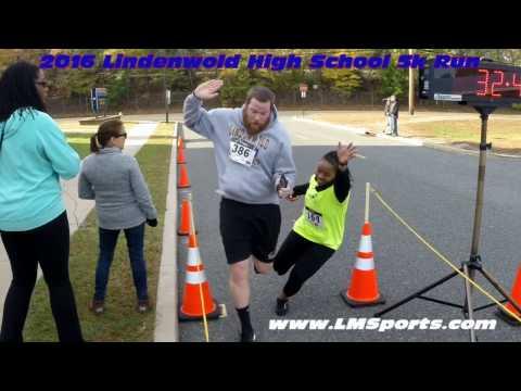 2016 Lindenwold High School 5k Run