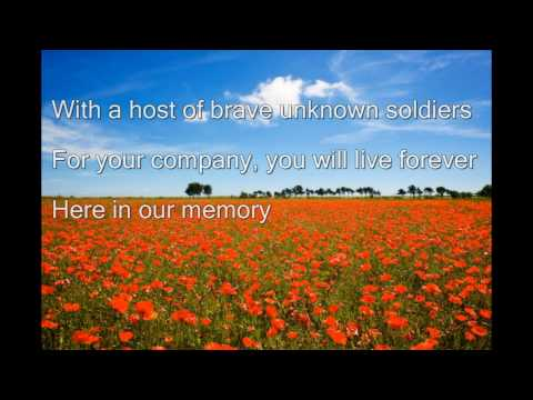Remembrance Sunday: Requiem for a Soldier