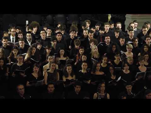 J. Brahms - Schicksalslied op. 54 - Canto del Destino