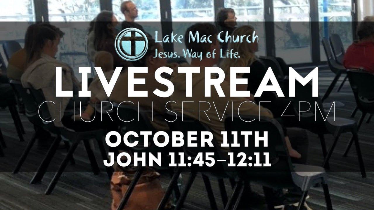 Responding Appropriately - John 11:45-12:11