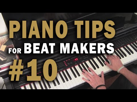 5 Easy Chord Progression Tutorials For Beat Makers