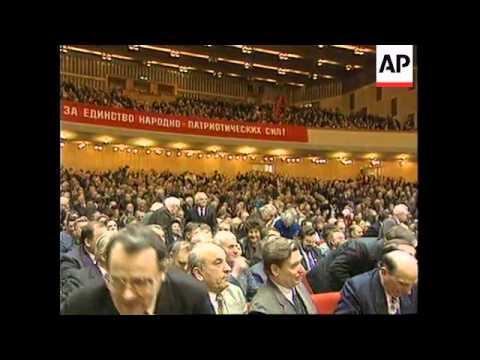 RUSSIA: BORIS YELTSIN