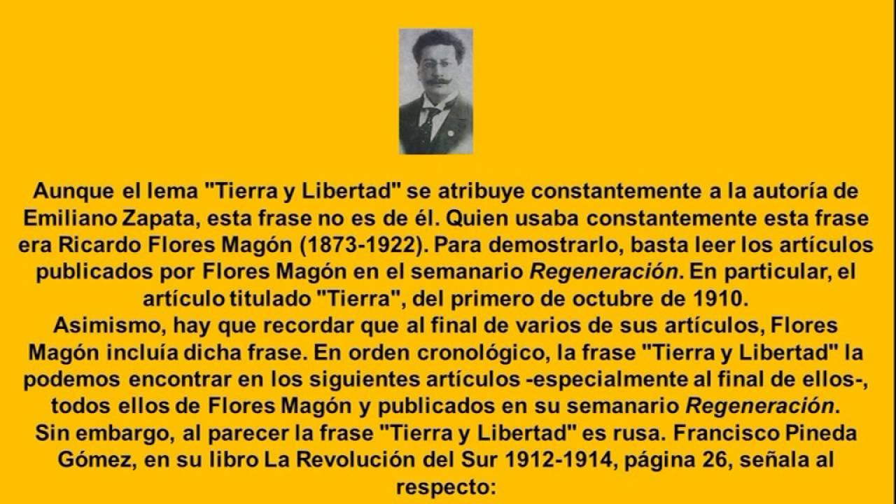 Libertad Tierra Zapata Y A Poesia Emiliano Nn0wvm8yO