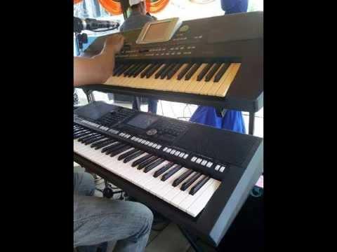 Yamaha PSR S950 tes style mixtape + Funkot YEP