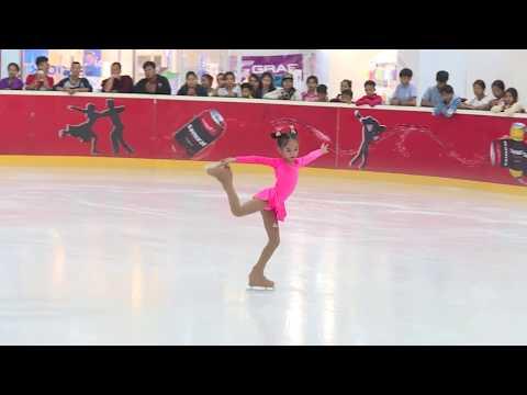 2018 Cambodia Open National Figure Skating Championship - Ma  Panama