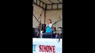 Video Melissa Conte canta al concerto di TOMASSINI download MP3, 3GP, MP4, WEBM, AVI, FLV November 2017