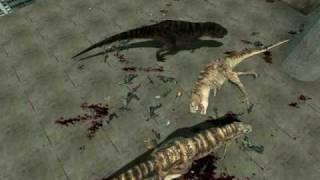 Garrys Mod 10 - Dinosaurs Vs. Rebels