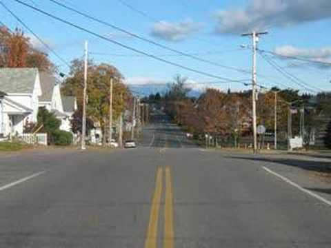 Millinocket, Then And Now