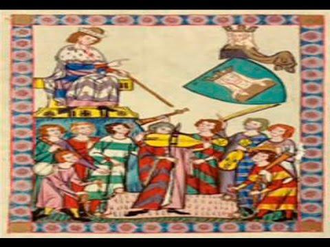 Italian Medieval song