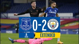 EVERTON 0-2 MAN CITY   EXTENDED FA CUP HIGHLIGHTS
