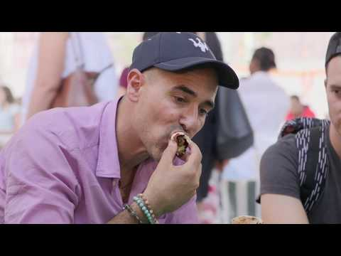 Falafels for breakfast in Durban, South Africa | David Rocco's Dolce Africa Preview