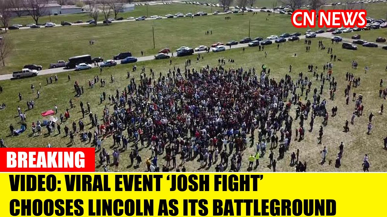 Josh Fight_ Hundreds show up in Nebraska for pool-noodle brawl