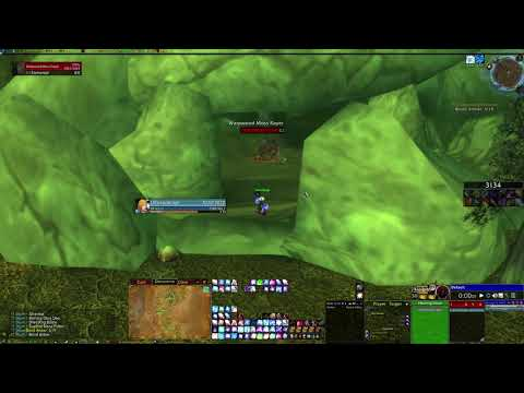 Alliance | Cleansing Felwood Quest | Song Flower Buff | Part 1