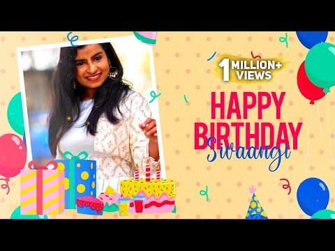 Sivaangi's Birthday Spl Marathon | Media Masons