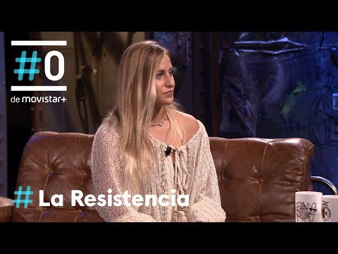 LA RESISTENCIA - Entrevista a Lucía Martiño   #LaResistencia 30.05.2018