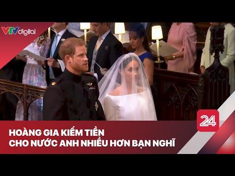 Hoàng gia kiếm tiền cho Nước Anh nhiều hơn bạn nghĩ| VTV24