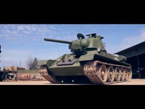 Видео: Самые необычные танки в мире часть 1
