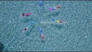潛水教練美人魚Ziby 空拍/水中攝影/小巴老師攝影