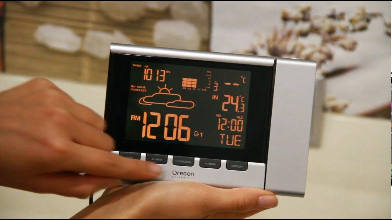 Посылка из Китая №21 - Метеостанция (Unboxing weather station .