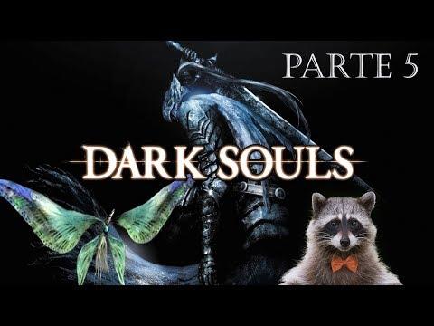 Mapaxeando en Dark Souls 1 | Jardín Tenebroso,Mariposa Lunar y Primera Muerte | ep5