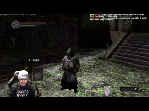 Dark Souls SL1, NG+7 Fresh Start, No Estus (Pt. 1)