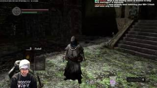 Dark Souls SL1, NG+7 Fresh Start, No Estus (Pt. 1)