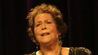 ELIZABETH CONNELL 1946-2012 When I have sung my songs to you, I'll sing no more