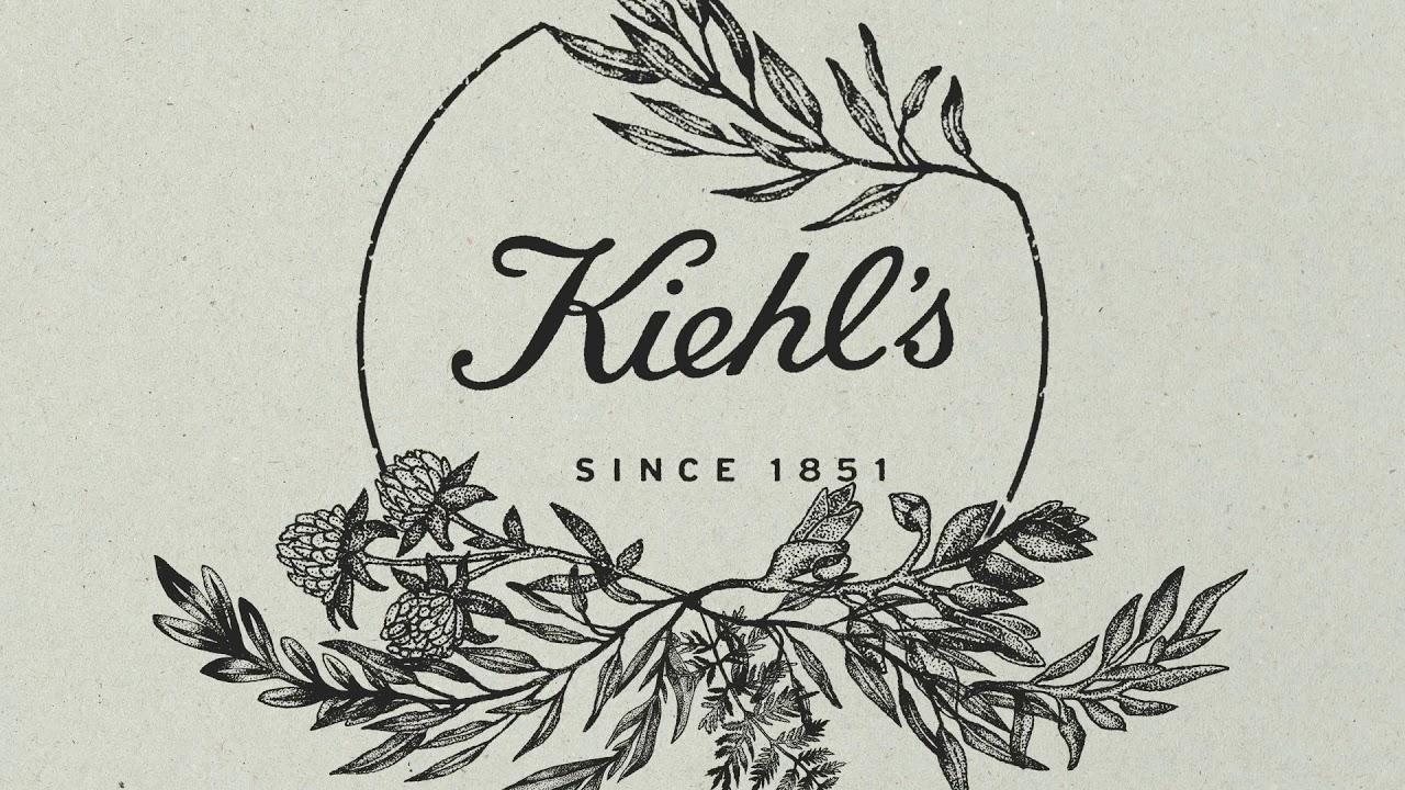 Kiehl's Logo Resolve