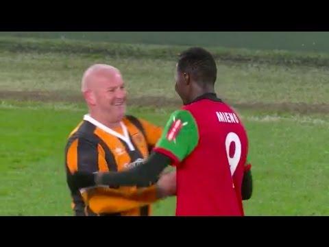 Hull City Vs Kenya - Match Highlight.