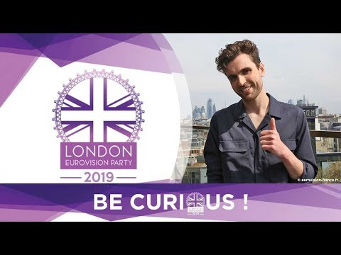 Eurovision 2019 - The Netherlands - Duncan Laurence - Arcade - Be curious !
