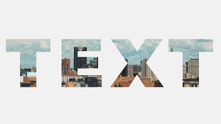 Put an Image in Text Using HTML & CSS