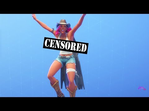 BREAST PHYSICS ACCIDENTALLY ADDED IN S6 PATCH! FORTNITE BATTLE ROYALE