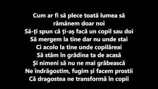 INNA - Cum Ar Fi  (Versuri / Lyrics ) HD