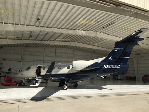 Embraer Phenom 300 Executive Jet