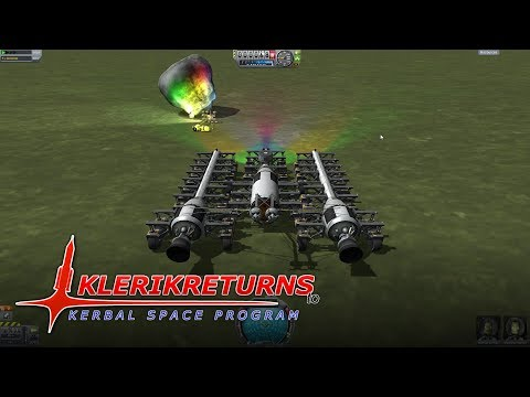 KlerikReturns to KSP - Asteroid Movers
