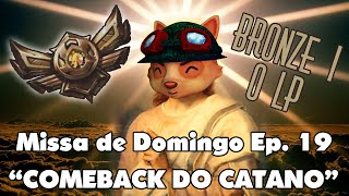 Jesus Teemo Ep. 19 - Comeback do catano!