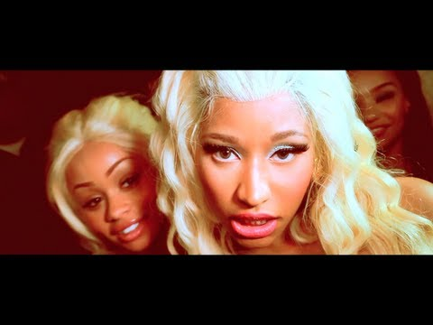 "Nicki Minaj Unleashes ""Come On A Cone"" Video Single!"