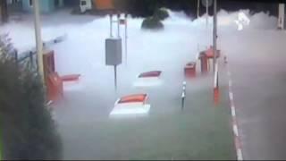 В Пензе взрыв газа едва не уничтожил автозаправку