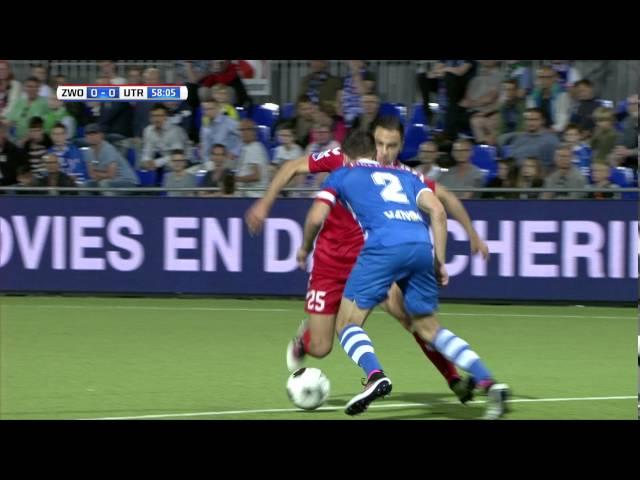 Samenvatting PEC Zwolle  - FC Utrecht