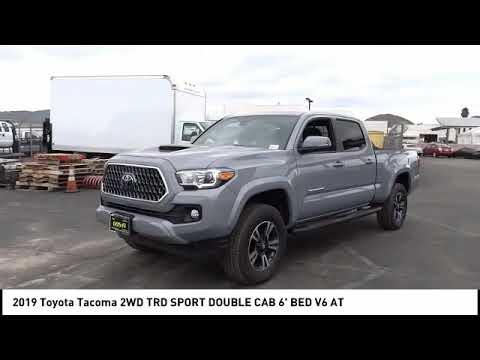 2019 Toyota Tacoma 2WD HEMET BEAUMONT MENIFEE PERRIS LAKE ELSINORE MURRIETA T191034