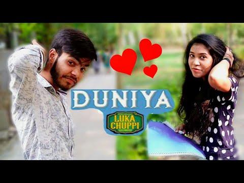 Luka Chuppi: Duniyaa Cover Video Song |Kartik Aaryan Kriti Sanon |Akhil | Dhvani Bhanushali