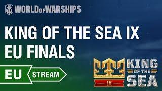 [EN] King of the Sea IX - European Regional Finals