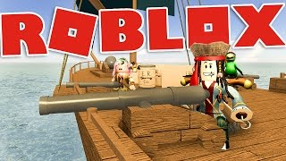 Roblox ITA - Pirates of the Caribbean await us!!
