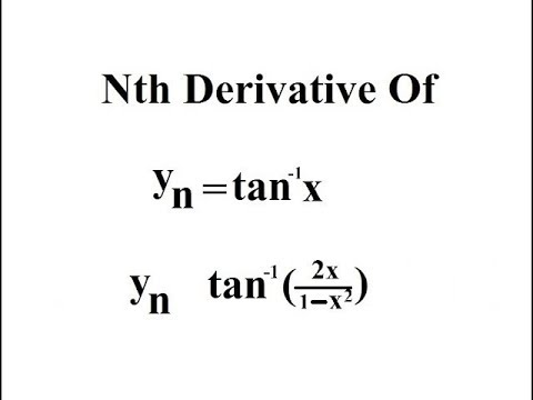 how to take the derivative of tanx