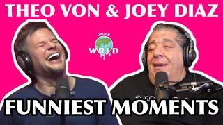 Best of Joey Diaz & Theo Von - Part 1