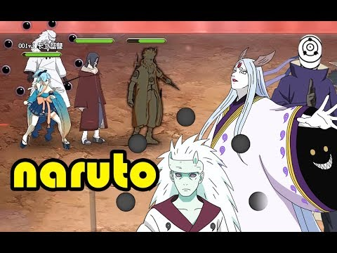Naruto Online:Boss Ninjia Battle Filed(offica Web Site Record)