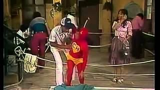 EL CHAPULIN COLORADO 1978 - 191 - Juego de Manos , es de Boxeadores thumbnail