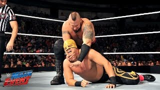 Los Matadores vs. The Ascension: WWE Main Event, Sept. 9, 2014