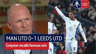 Simon Grayson recalls Leeds