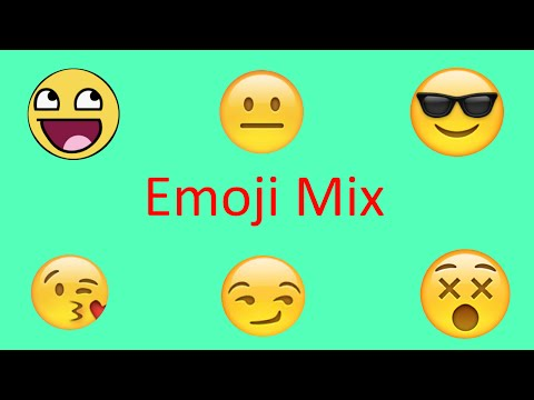 Emoji music mix
